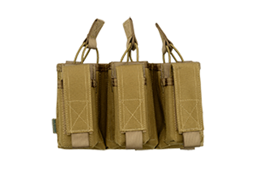 Shadow Strategic Triple MOLLE Open 5.56mm & 9mm Pouch
