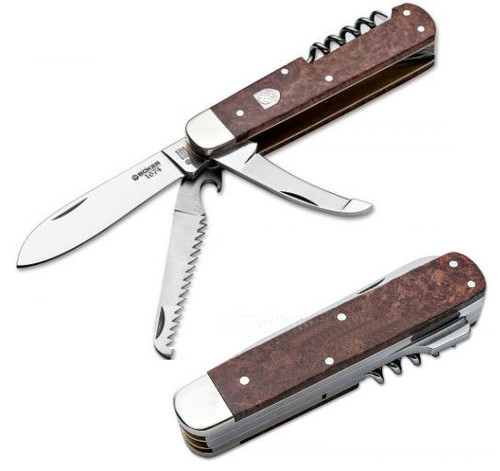 Boker Germany 110545 Quadro Limited Edition
