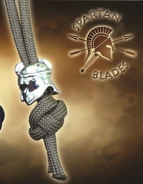 Spartan Blades Lanyard Spartan Helmet - Tan