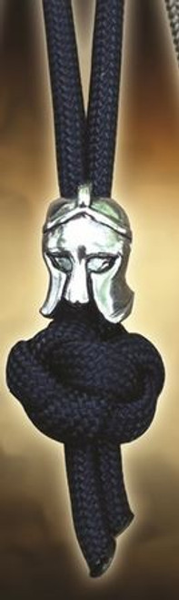 Spartan Blades Lanyard Spartan Helmet - Black