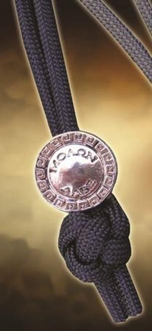 Spartan Blades Lanyard Shield - Black