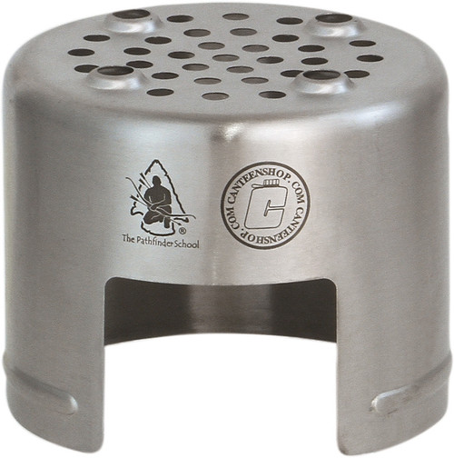 Stainless Bottle Stove