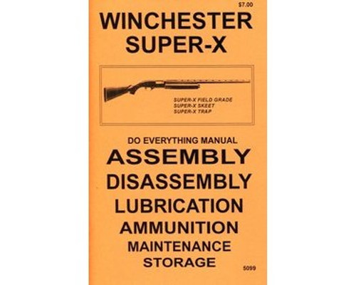 Winchester Super X Do Everything Manual