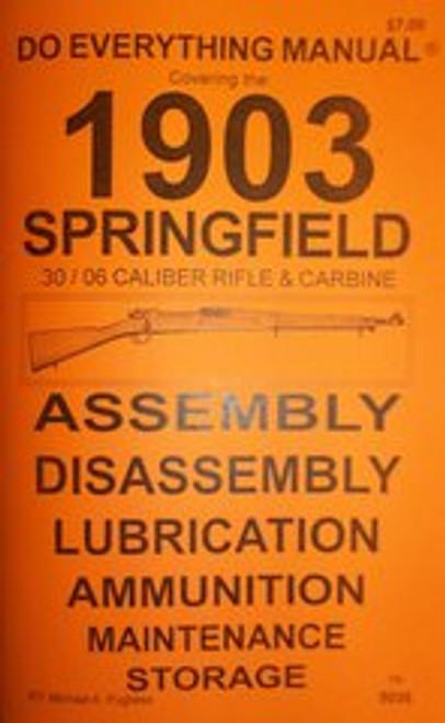1903 Springfield Do Everything Manual