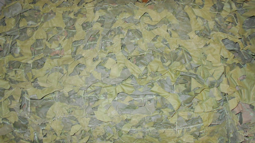 Canadian Armed Forces Camo Netting 11' x 22' - New