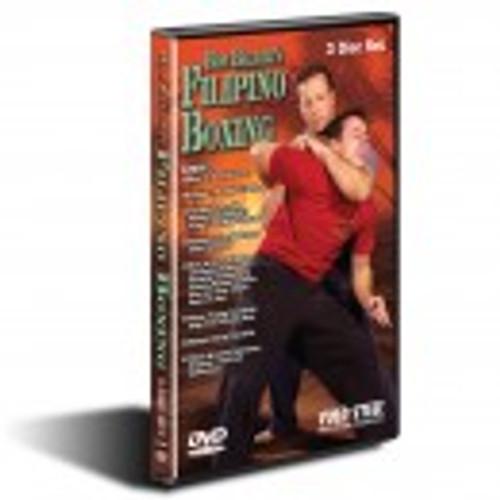 Cold Steel DVD Ron Balicki's Filipino Boxing