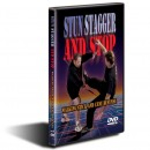 Cold Steel DVD Stun, Stagger And Stop