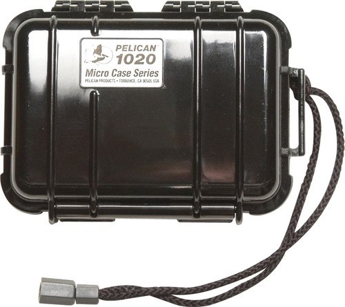 Pelican 1020B Medium Micro Case