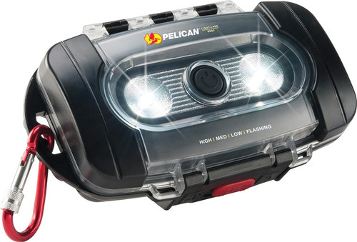 Pelican 9000B Light Case Black