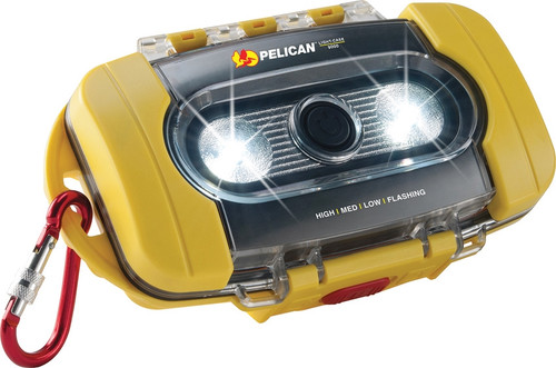 Pelican 9000Y Light Case Yellow