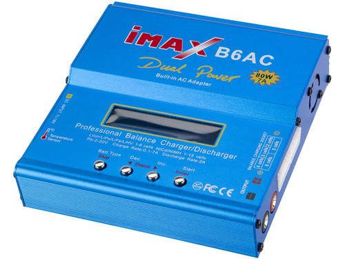 IMAX B6AC+ 80W/7A Computer Battery Balancer Charger (NiCd NiMh Lipoly LiMn)