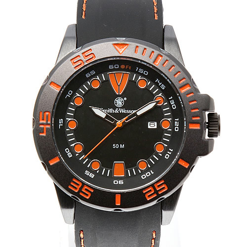 Smith & Wesson W582OR Scout Watch - Orange