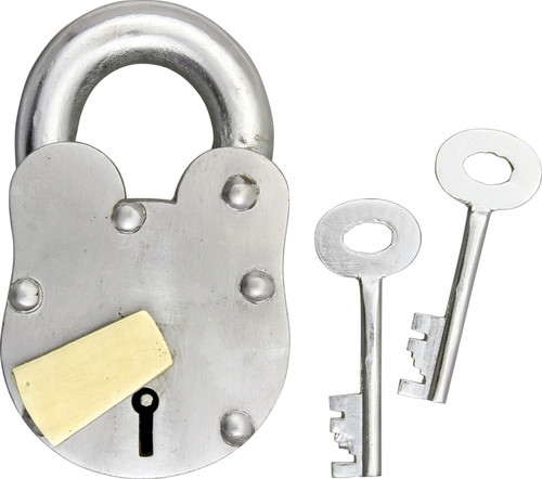 Old West Large Padlock
