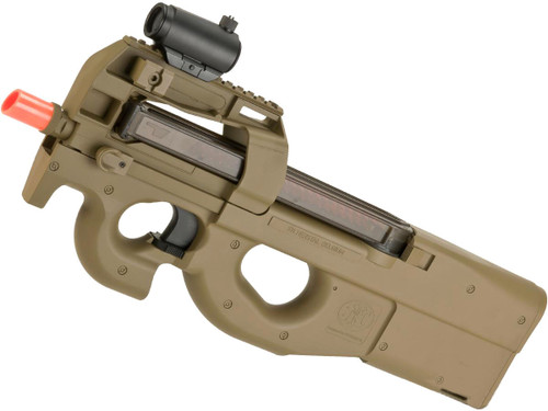 FN Herstal Licensed P90 Full Size Metal Gearbox Airsoft AEG