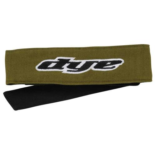 DYE Head Tie - Olive