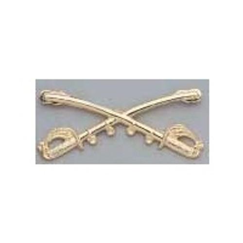 Cavalry Insignia - Gold