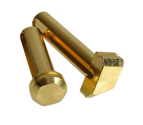 Strike Industries Extended Pivot / Takedown Pins (Color: Gold)