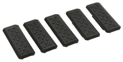 Strike Industries M-LOK Rail Covers V1 - Black
