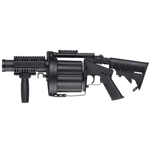 ICS Multiple Airsoft and Paintball Grenade Launcher
