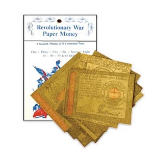 Revolutionary War Paper Money