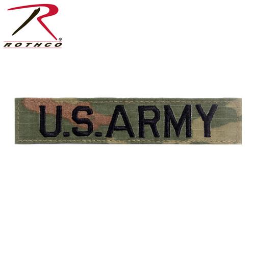 Scorpion U S Army Branch Tape
