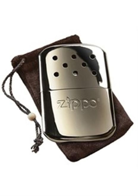 Zippo 12 Hour Hand Warmer  Chrome