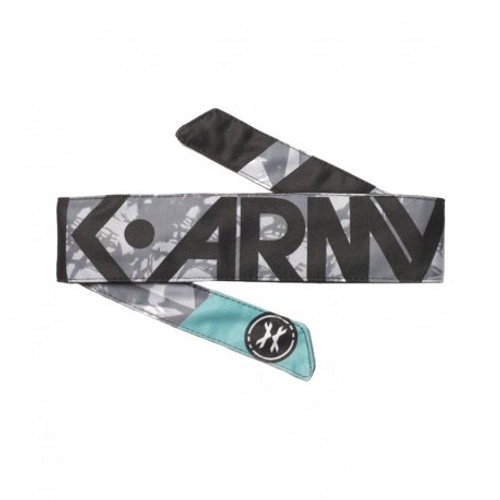 HK Army Headband - Shale Teal