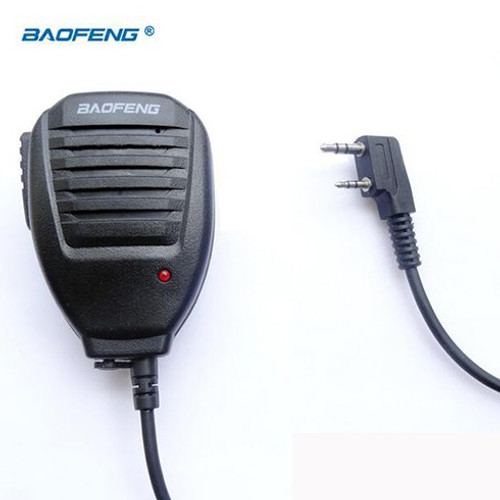 Baofeng Handheld Speaker Mic For Kenwood Radios