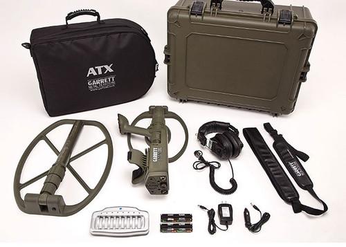 Garrett ATX Deepseeker Package - Closed Searchcoil