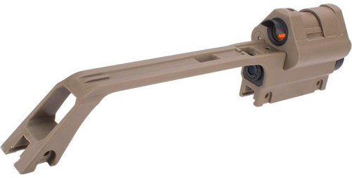 G36V Type Sniper Carrying Handle w Integrated Red Dot Sight & 3.5X Scope For G36 Series Airsoft AEG