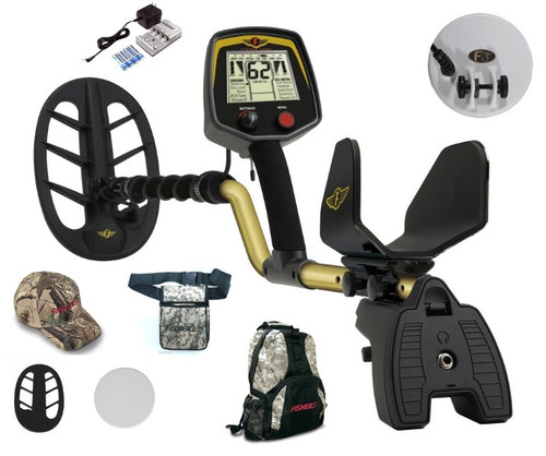 Fisher F75 Limited Edition Bundle