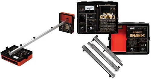 Fisher Gemini III