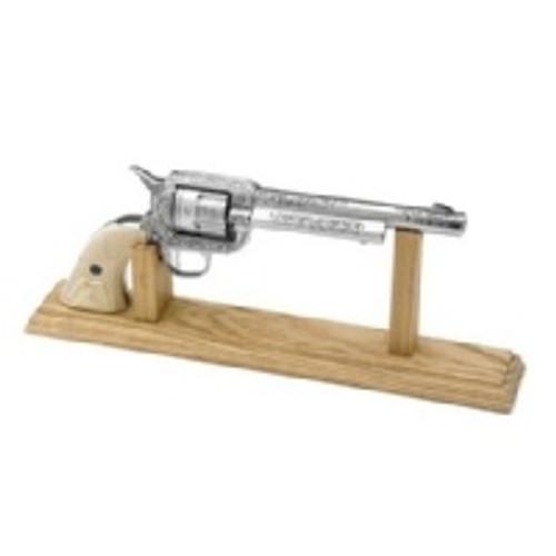 Display Stand - Long Barrel Western Pistols