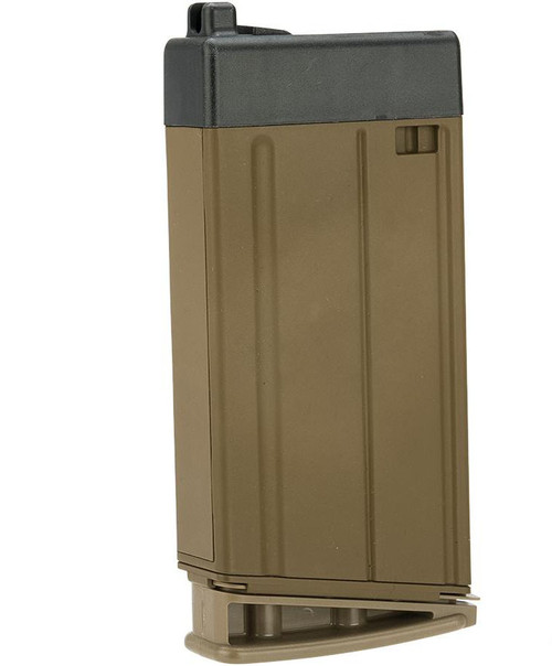 42 Round Magazine for Cybergun / FN Herstal SCAR-H Gas Blowback Airsoft Rifle (Color: Flat Dark Earth)