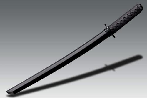 Cold Steel 92BKKB Wakizashi Bokken Tranier Polypropylene