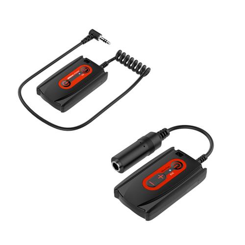 Deteknix Wireless Headphone Transmitter/Receiver