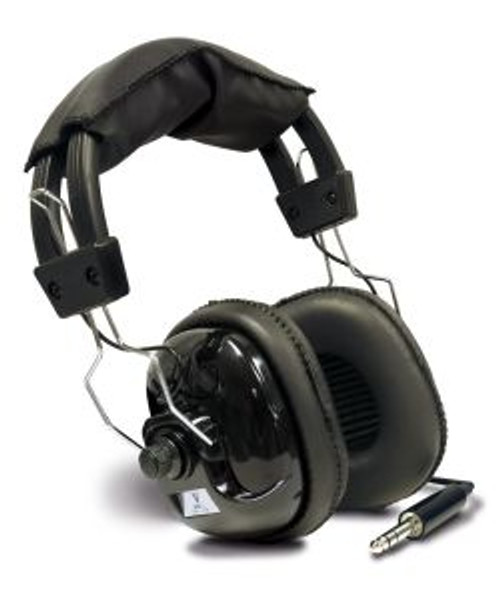 Fisher Stereo Headphones - Dual Volume Controls