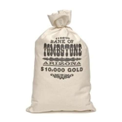 Tombstone Money Bag