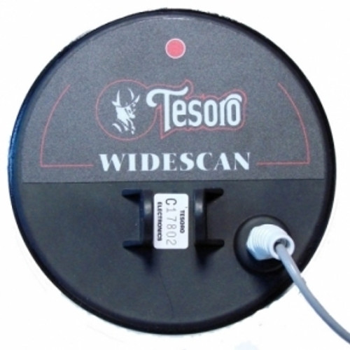 "Tesoro 5.75"" Wide Scan 4 Pin Coil - Fits Cibola, Lobo, Tejon & Vaquero"