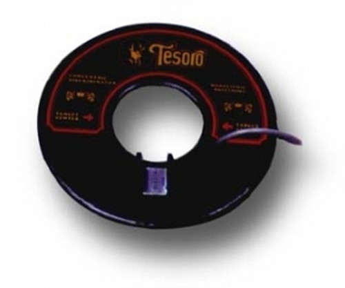 "Tesoro 8"" Round Concentric Coil - Fits Cibola, Lobo, Tejon & Vaquero Detectors"