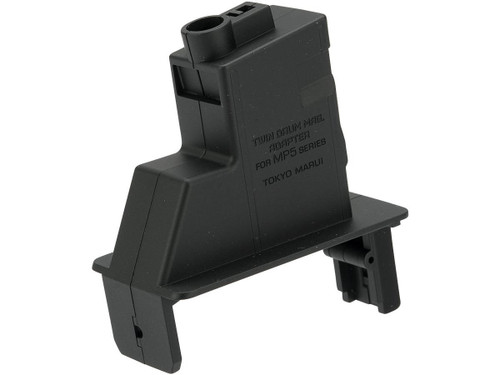Tokyo Marui Conversion Adapter for Twin Drum Magazine (Gun: Standard and High Cycle MP5)