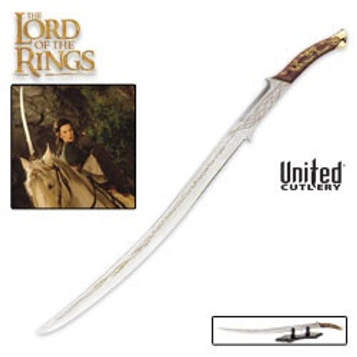 The Lord of the Rings Hadhafang Sword