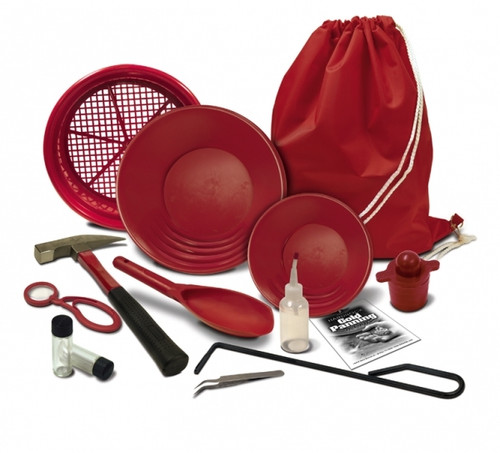 Fisher Hard Rock Gold Panning Kit