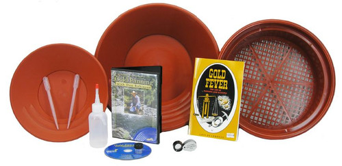 "Gold Buddy""Strike It Rich"" Gold Panning Kit"