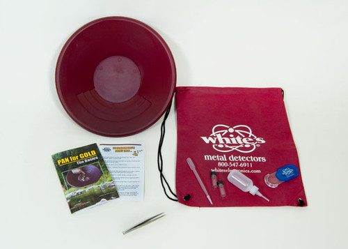 Whites Gold Panning Kit - Basic