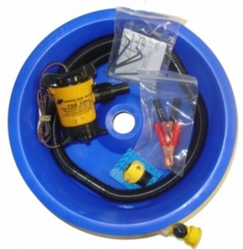 Blue Bowl Concentrator w/Pump Kit