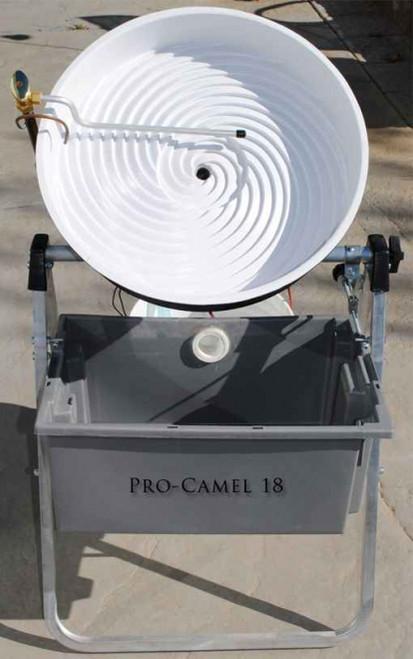 Camel Pro 18 Spiral Gold Panning Machine