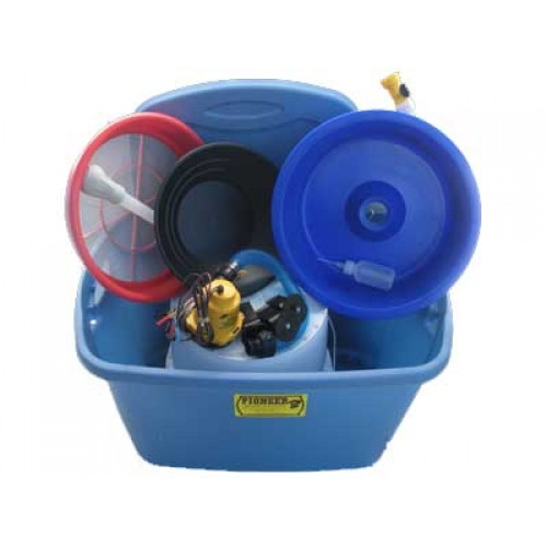 Pioneer Blue Bowl Deluxe Kit