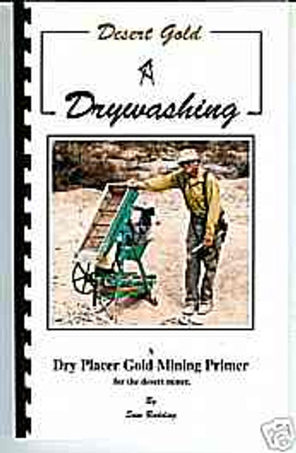 Desert Gold Dry Washing