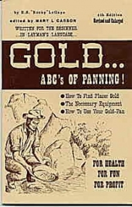 Gold - ABC'S Of Panning